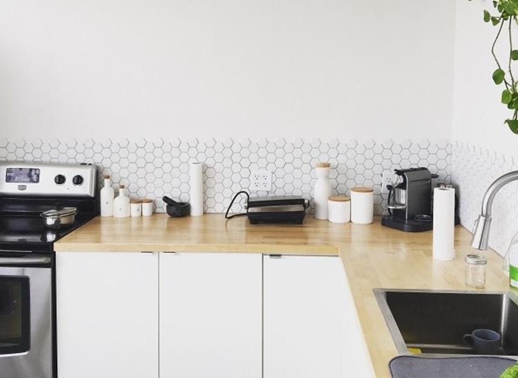 キッチンリノベーション(L型キッチン)