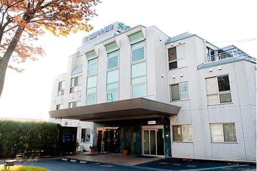 医療法人すこやか高田中央病院まで1223m。信頼と優しさをいつでもどこでも誰にでも。