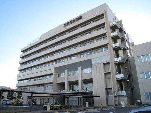 東京労災病院まで630m 患者さんや勤労者・地域の皆様の命の輝き、すなわち健康・生命を改善し維持することをめざしています。