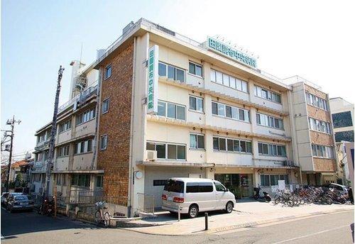 田園調布中央病院まで293m。支える医療を実践する。