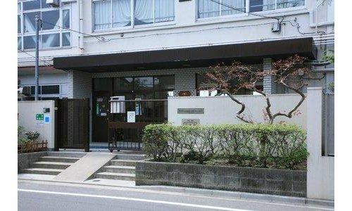 大田区立大森第七中学校まで1060m