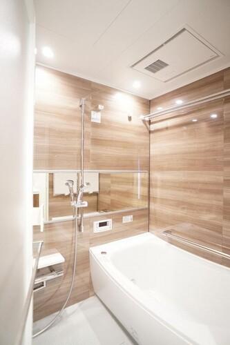 内観写真-浴室