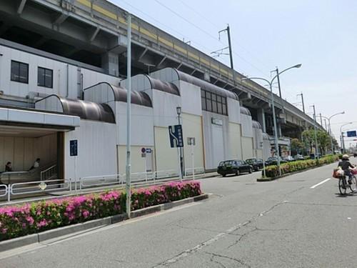 駅(480m)