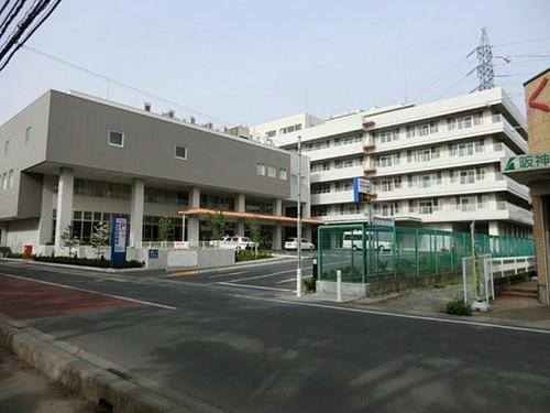 病院(2449m)