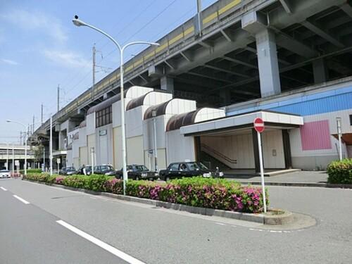 駅(1520m)