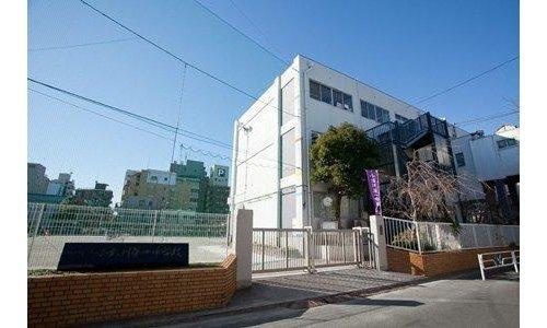 江戸川区立小松川第一中学校まで643m。豊かな人間性と確かな学力を育てる学校。