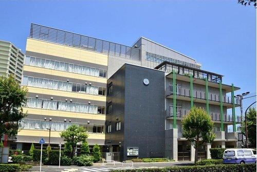 品川区立荏原平塚学園まで314m 学ぶ、尽くす、鍛える。