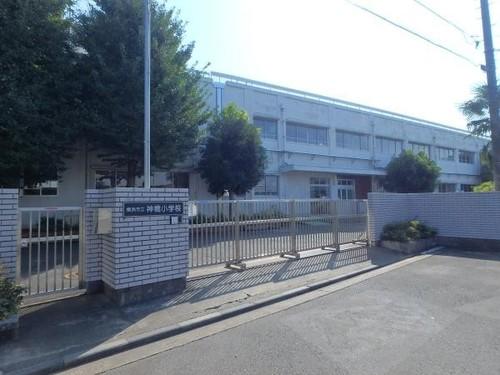小学校(240m)