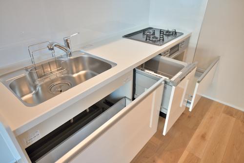多機能キッチンですので、使いやすさを試して下さい!