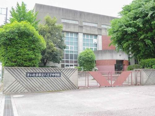 中学校(1220m)