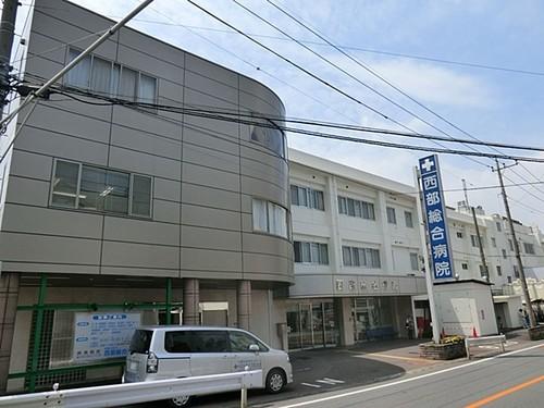 病院(180m)