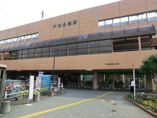 駅(1000m)
