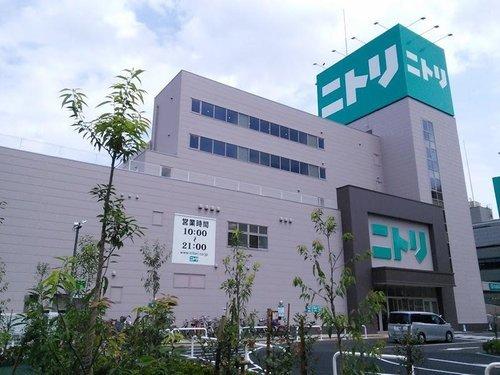 ニトリ大田大鳥居店まで650m