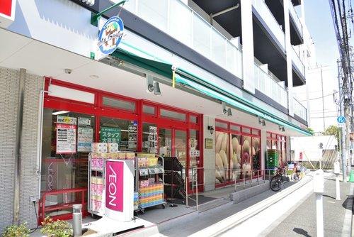 まいばすけっと東品川1丁目店まで450m。歩いて行ける距離にスーパーがあると生活に便利ですね。