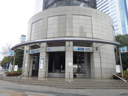 東京メトロ有楽町線 豊洲駅まで480m。東京メトロの有楽町線と、ゆりかもめの東京臨海新交通臨海線の同名駅が近接して、乗り継ぎ・乗り換え可能な接続駅となっております。