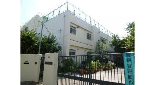 大田区立矢口小学校まで120m。しっかりとした教育理念を持った矢口小学校です。