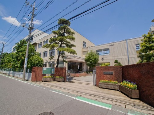 中学校(1270m)