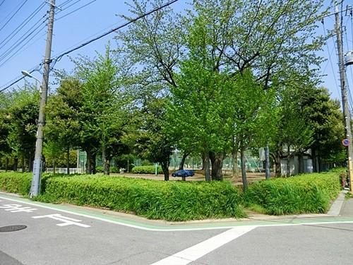 公園(450m)