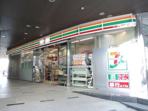 セブンイレブン目黒駅東口店まで343m。何かと便利な24時間営業のコンビニあります。