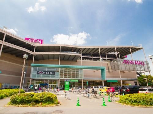 ショッピングセンター(900m)