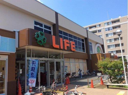 ライフ船堀店まで523m 株式会社ライフコーポレーションは、近畿地方・関東地方にスーパーマーケットチェーン「ライフ」の店舗を展開する企業。本社は大阪市淀川区と東京都台東区の二本社制。