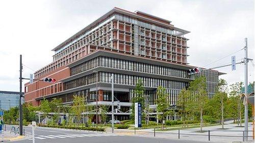 昭和大学江東豊洲病院まで1499m 徒歩圏内に総合病院がございます。