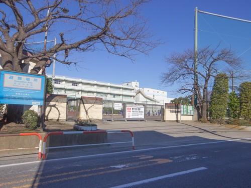 中学校(1300m)
