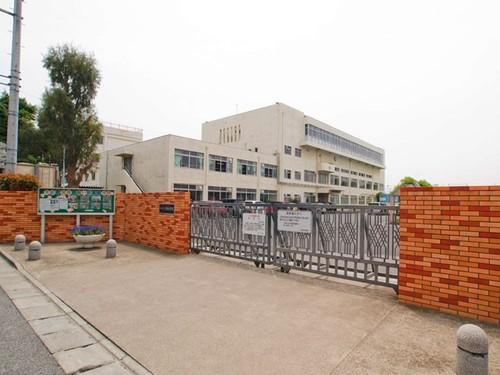 中学校(350m)