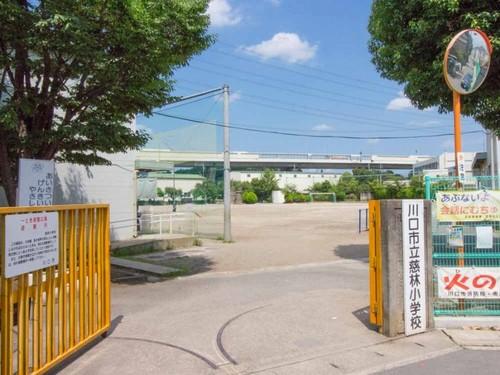 小学校(320m)