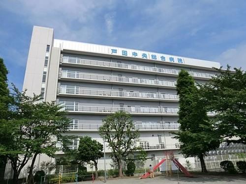 病院(810m)