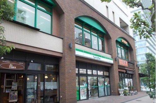 ファミリーマート日本橋浜町Fタワー店まで130m。「あなたと、コンビに、ファミリーマート」 「来るたびに楽しい発見があって、新鮮さにあふれたコンビニ」を目指してます。