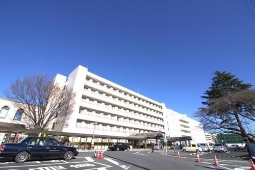 病院(1200m)
