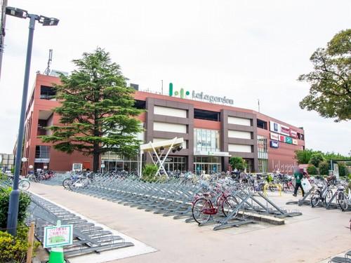 ショッピングセンター(1420m)