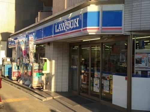 ローソン円山町店まで480m 24時間営業。物件からすぐ近くにありますので、とても便利です。