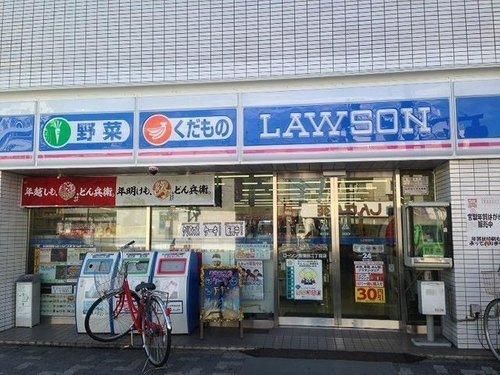 """ローソン 日本橋箱崎店まで80m 「私たちは""""みんなと暮らすマチ""""を幸せにします」"""
