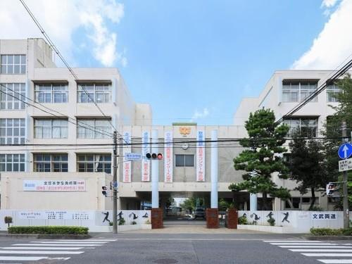 中学校(1800m)
