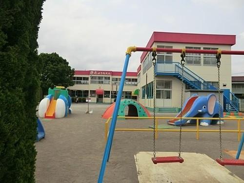 幼稚園・保育園(750m)