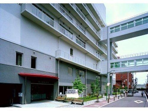 医療法人社団松和会池上総合病院まで837m 医師の卒後臨床研修指定病院、東京都指定二次救急医療機関でもある。