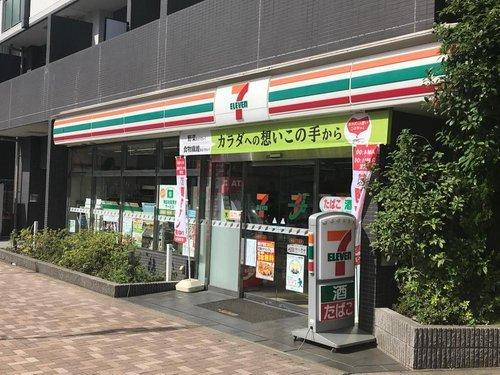 セブンイレブン東雲1丁目店まで440m 何かと便利な24時間営業のコンビニあります。
