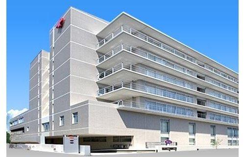 日本赤十字社東京都支部大森赤十字病院まで280m。大森赤十字病院は地域医療の中で一人でも多くの方に役立つ病院を目指しています。