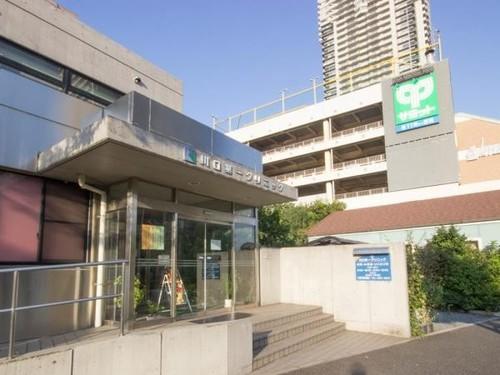 病院(350m)