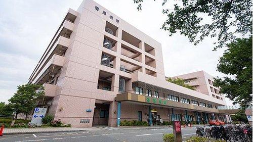 東京都保健医療公社 荏原病院まで1100m。脳血管疾患医療・リハビリテーション医療・感染症医療等を重点医療として高度・専門医療を提供し、地域の診療所病院との連携を図り紹介患者の受け入れ等の役割を果たす