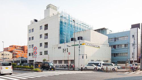 医療法人社団メドビュー東京ちどり病院まで1100m。地域の皆様から信頼される「かかりつけの病院」として、貢献していく次第でございます。