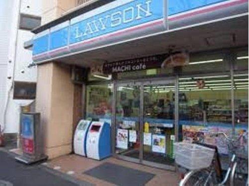 ローソン羽田一丁目店まで214m。24時間営業。お仕事帰りでも寄れるので、とても便利です。