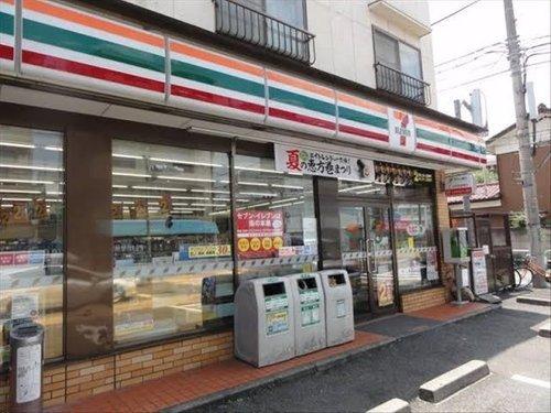セブン-イレブン 世田谷上馬2丁目店まで240m。いつでも、いつの時代も、あらゆるお客様にとって「便利な存在」であり続けたい。
