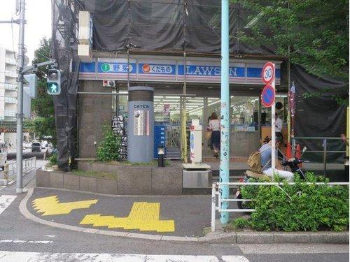 ローソン恵比寿西二丁目店まで160m 24時間営業。物件からすぐ近くにありますので、とても便利です。