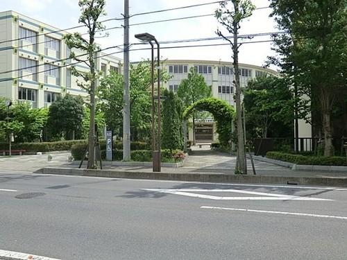 中学校(540m)