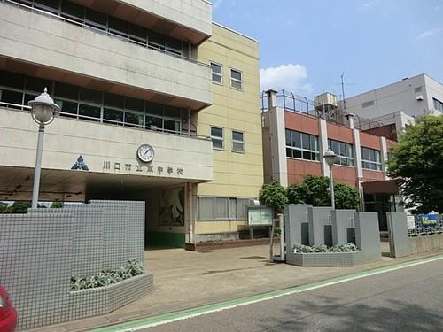 中学校(1060m)