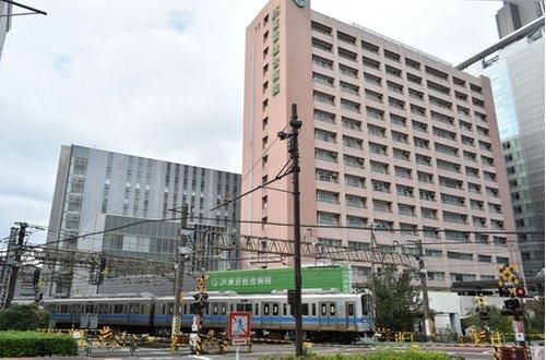 JR東京総合病院まで2600m 私たちは、JR東日本グループの社会貢献・地域貢献のシンボルとして、質の高い医療を通して、安心とやすらぎを提供し、患者さまの信頼に応えます。