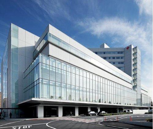 日本赤十字社医療センター まで1200m 高度かつ安全な医療を通して、皆様のより健やかな生活を支援していきたいと願っています。